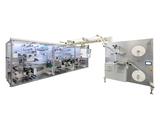 Hochgeschwindigkeits-4-Seiten-Siegelmaschine für die Integration in Converting-Maschinen