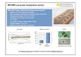 MS1088 Stromsparender Temperatursensor