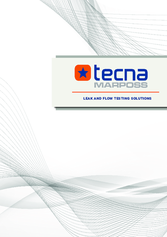 Brochure Tecna