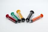 MedNet Colour Coded Syringes