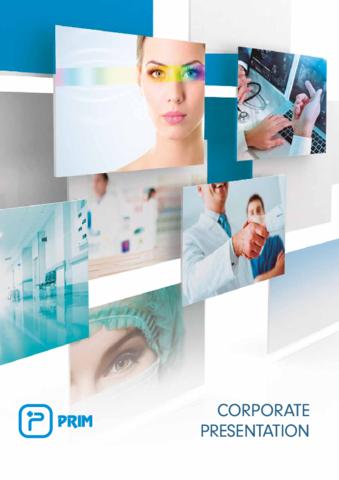 Corporate presentation - PRIM SA.pdf