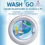 WASCHBARER LEDERCLOG WASH'GO