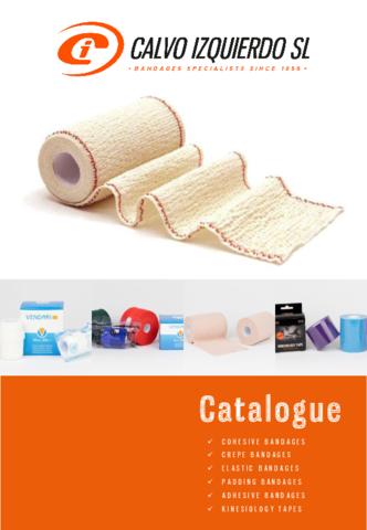Calvo Izquierdo SL Catalogue 2021 (ENGLISH)