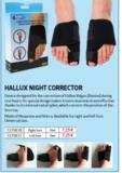 Hallux-Nachtkorrektor