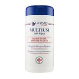 MULTIUSI SALVIETTE DISINFETTANTI - Desinfektionstuch für die schnelle Hautdesinfektion