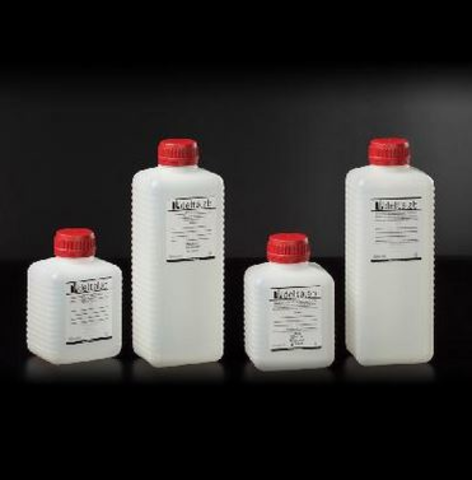 thiosulfate and sterile bottles