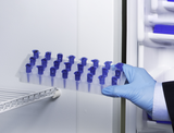 ViewPoint Microcentrifuge Tubes In Freezer Rack