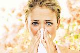 Allergischer Schnnupfen