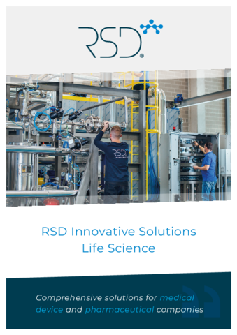 RSD Catalogue EtO sterilization equipment manufacturer