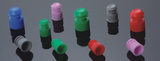 Test Tube Stopper Flange Type