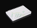 96 wells PCR Plate 0.2ml with skirt/white