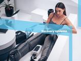 CarePump MOVE4 - 4-Kammer-Gerät zur Lymphdrainage (Pressotherapie)