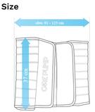 8-Kammer-Taillenmanschette mit Schläuchen
