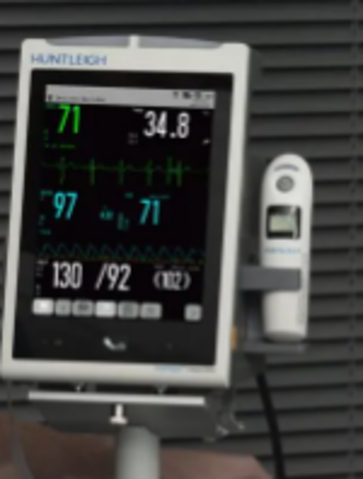 Smartsigns Compact 500 Vitalparameter-Monitor