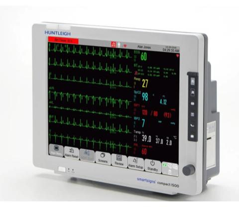 Smartsigns Compact 1500 Patientenmonitor 15