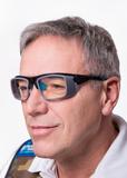 Radiation goggles