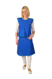 X-ray apron skirt and vest svcardi