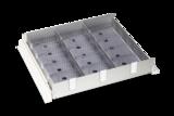 Aluminium 3bahnig mit Rasterleiste db647860