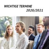 Important dates 2020/2021