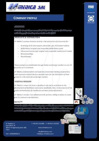 Company profile EF Medica.pdf