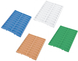 Slides Trays of Plastic