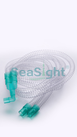 """""""LB431R Disposable Anesthesia Breathing Circuit -Smoothbore (Reinforced)"""