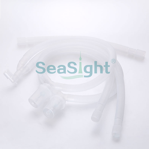 """""""LB432 Disposable Anethesia Breathing With Watertrap -Normal"""