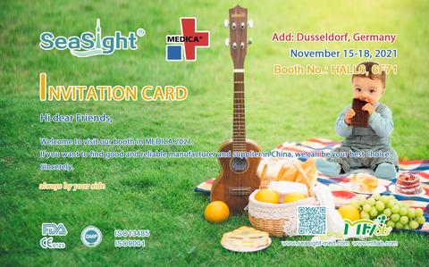 Invitation MEDICA seasight2