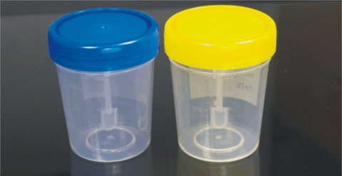 Stool Container 120ML