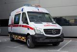 Paramed Ambulance MB Sprinter3