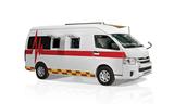 Paramed Covid Van