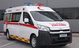 Paramed Ambulance Hiace3