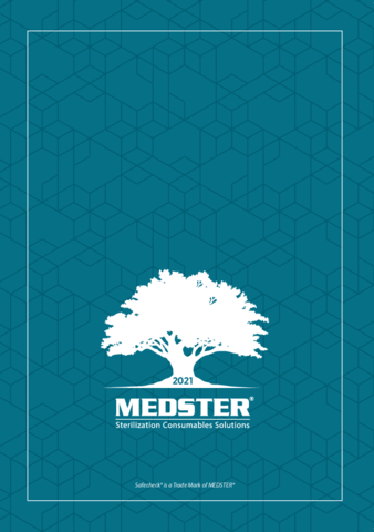 MedSter CSSD Consumables 2021