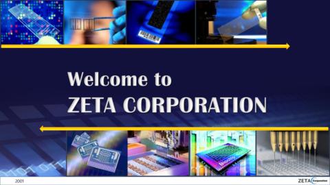 Zeta Introduction (2001)