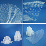BULEV - Makroporöses, leichtes Netz aus Polypropylen-Monofilament für die Hernienreparatur