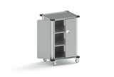 PLUSHINE Series Closed Cariage Trolley