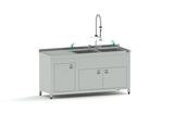 PLUSHINE Series İnstrument Washing Sinks