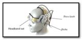 Ultrasound System with Robotic Headband