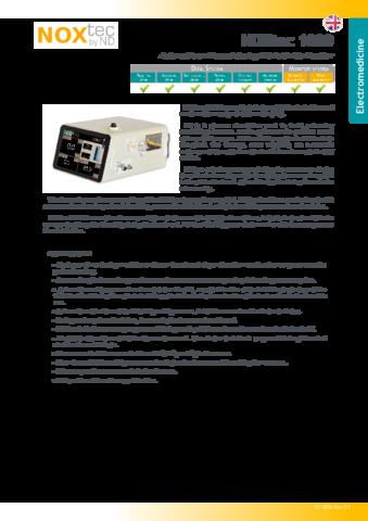 56NXTC1000DE Technical Datasheet NOXtec1000 rev03