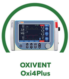 OXIVENT OXI4PLUS VENTILATOR WITH TURBINE FOR ADULT, PED & OPT. NEO. USE