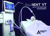 Armstrong Medical stellt auf der MEDICA 2021 modernste AquaVENT® VT-Beatmungskreisläufe vor