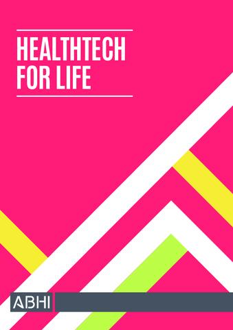 MEDICA 2021 ABHI Association of British Healthcare Industries Ltd