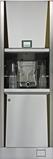 Bettpfannenwaschmaschinen mit Frontlader