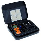 SPORÉCUP XTR 2 - Koffer und Lieferumfang des EMS-Geräts mit Elektroden