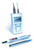 Pointoselect digital DT Punktsuchgerät mit Handsonde und Handelektrode - Therapiefunktion - Akupunktur & Zubehör