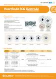 Catalogue for HeartRode ECG Electrode