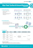 MyoTrace Surface & Ground Electrode