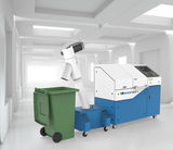 The Envomed80 On-site Medical and Infectious Waste Treatment System