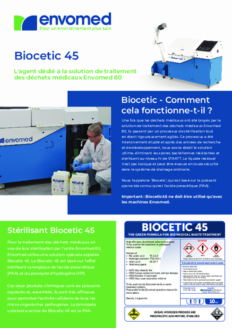 Biocetic Brochure French (march 21)