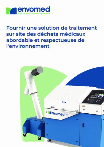 Envomed Brochure (French Language Version) APR 2021